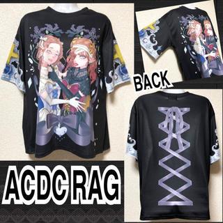 エーシーディーシーラグ(ACDC RAG)の【新品/ACDC RAG】『The Conjoined Truth 』Tシャツ(Tシャツ(半袖/袖なし))