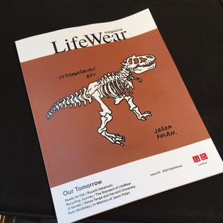 ユニクロ(UNIQLO)のUNIQLO ユニクロ lifewearmagazine 3号(ファッション)
