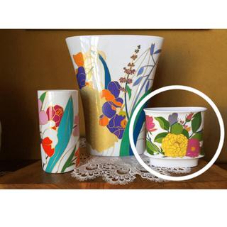 ローゼンタール(Rosenthal)の🇩🇪Rosenthal レトロ可愛い、、、     他3品(花瓶)