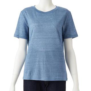 ココディール(COCO DEAL)のCOCO DEAL  リネンTシャツ ¥5,390(税込)(Tシャツ(半袖/袖なし))