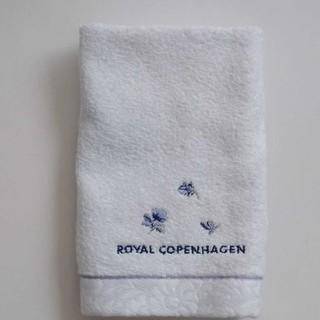 ロイヤルコペンハーゲン(ROYAL COPENHAGEN)のロイヤルコペンハーゲン ROYAL COPENHAGENウォッシュタオル(タオル/バス用品)