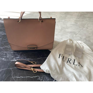 フルラ(Furla)のゆりりん様専用FURLA  ピンク ショルダーバッグ (ショルダーバッグ)
