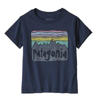 パタゴニア(patagonia)の☆patagonia オーガニックコットン Tシャツ 3T☆(Tシャツ/カットソー)