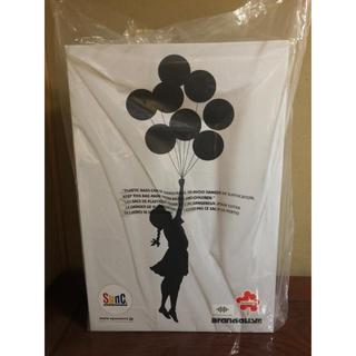 メディコムトイ(MEDICOM TOY)の Flying Balloons Girl Red Balloons バンクシー(その他)