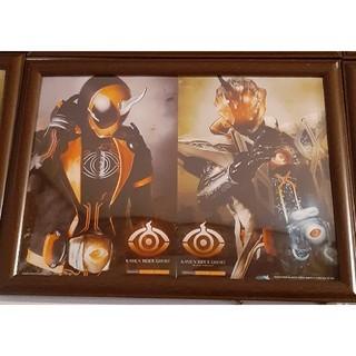 バンダイ(BANDAI)の仮面ライダーゴースト スーパーメタリックポスター 額縁込み(ポスター)