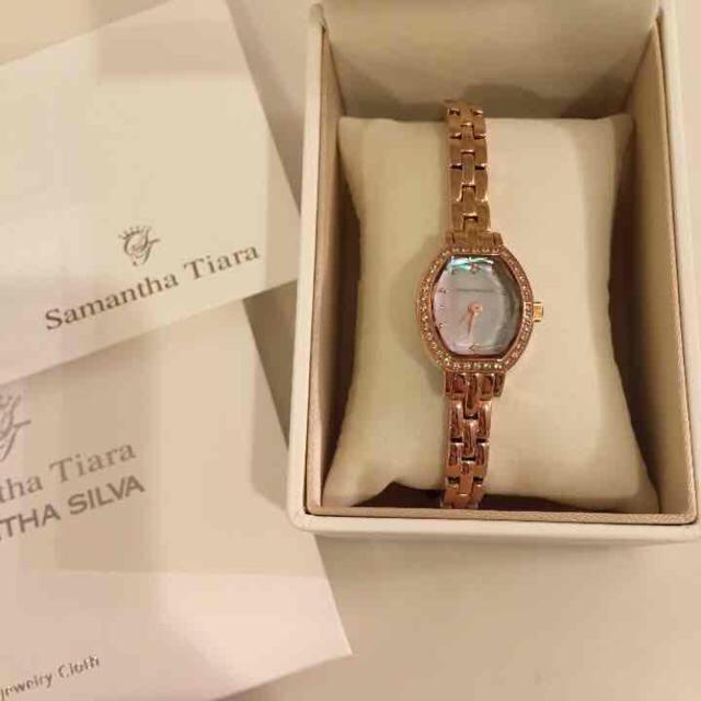 Samantha Silva(サマンサシルヴァ)の優亜さま♡専用です 6月6日まで☆ レディースのファッション小物(腕時計)の商品写真
