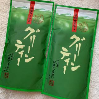グリーンティー 伊藤久右衛門 2袋セット(茶)