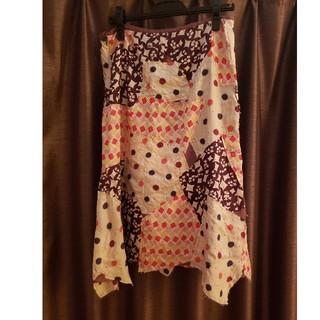 ツモリチサト(TSUMORI CHISATO)のツモリチサト TSUMORI CHISATO スカート(ひざ丈スカート)