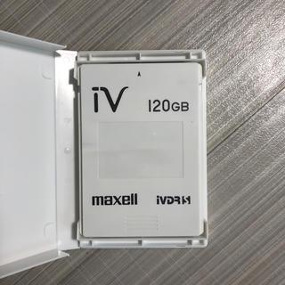 マクセル(maxell)のマクセル IVDR 120GB(PC周辺機器)