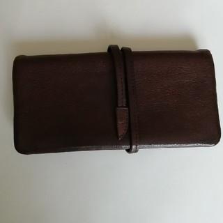ツチヤカバンセイゾウジョ(土屋鞄製造所)の土屋鞄製造所 長財布 ブラウン(長財布)