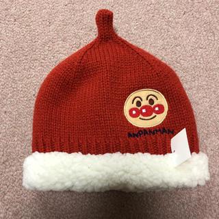 アンパンマン(アンパンマン)のアンパンマン ニット帽 ボア どんぐり帽子(帽子)