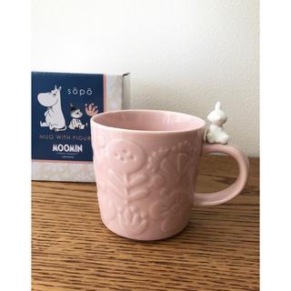 リトルミー(Little Me)の【ムーミン】リトルミィ マグカップ(食器)