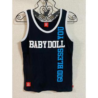 ベビードール(BABYDOLL)の♦️お値下げ♦️♥BABY DOLL タンクトップ Sサイズ ③(タンクトップ)
