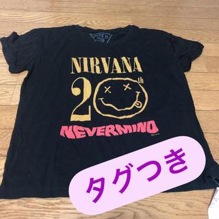 ローズバッド(ROSE BUD)のローズバッド  Tシャツ タグ付き(Tシャツ(半袖/袖なし))