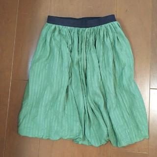 ニトカ(nitca)のニトカnitca☆シフォンスカート(ひざ丈スカート)