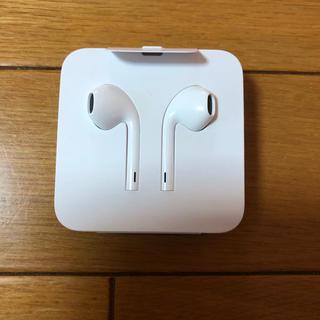 アイフォーン(iPhone)のiPhone Lightning イヤホン(ヘッドフォン/イヤフォン)
