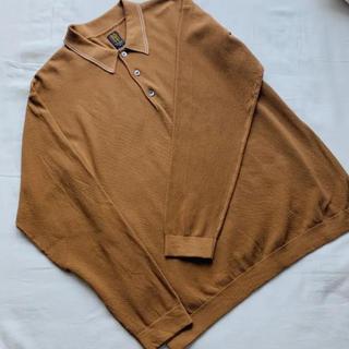 スティーブンアラン(steven alan)のBATONER × Steven Alanの長袖ポロシャツ(ポロシャツ)