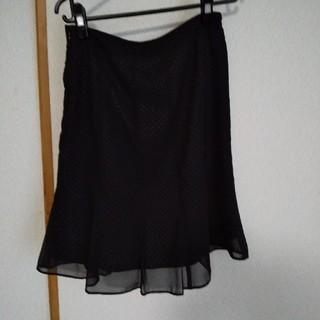 ザジ(ZAZIE)のスカートL(ひざ丈スカート)