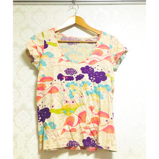 ツモリチサト(TSUMORI CHISATO)の未着用 ツモリチサト(Tシャツ(半袖/袖なし))