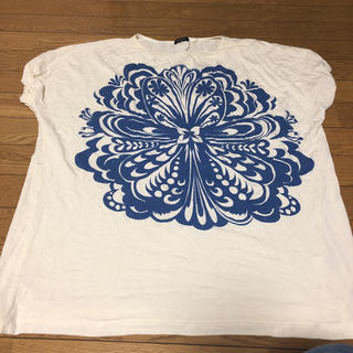 ローズバッド(ROSE BUD)のローズバッド  オーバーTシャツ(Tシャツ(半袖/袖なし))