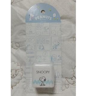 スヌーピー(SNOOPY)のスヌーピー 珪藻土 歯ブラシ 立て(歯ブラシ/歯みがき用品)