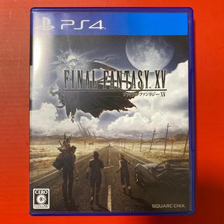 プレイステーション4(PlayStation4)のファイナルファンタジーXV PS4(家庭用ゲームソフト)