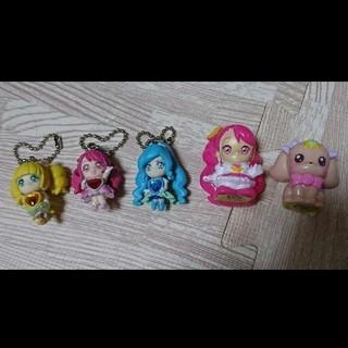 ヒーリングっどプリキュア★キーホルダー&すくい人形セット(キャラクターグッズ)