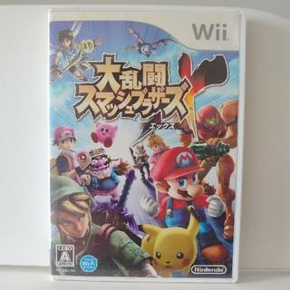ウィー(Wii)の大乱闘スマッシュブラザーズX Wii(家庭用ゲームソフト)