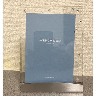 ウェッジウッド(WEDGWOOD)の新品 ウェッジウッド フォトフレーム 箱付き(フォトフレーム)