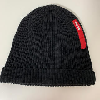 アヴィレックス(AVIREX)のAVIREXニット帽(ニット帽/ビーニー)