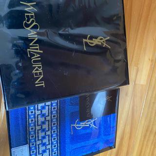 イヴサンローランボーテ(Yves Saint Laurent Beaute)のイヴ・サンローラン ハンドタオル(タオル/バス用品)