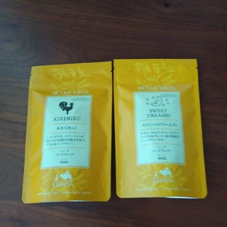 ルピシア(LUPICIA)のルピシア 紅茶2点 ハーブブレンド(茶)