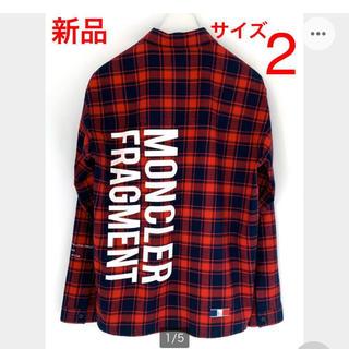 モンクレール(MONCLER)のモンクレール フラグメントのシャツ(シャツ)