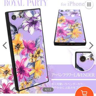 ロイヤルパーティー(ROYAL PARTY)のiPhoneケース(iPhoneケース)