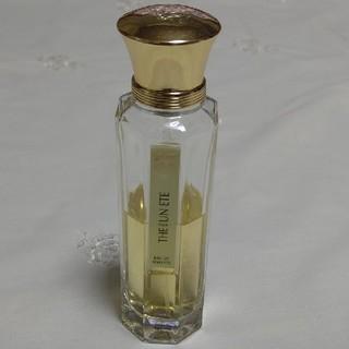 ラルチザンパフューム(L'Artisan Parfumeur)のラルチザンパフューム テプーアンエテ(ひと夏の紅茶) 50ml 残量5割程度(香水(女性用))