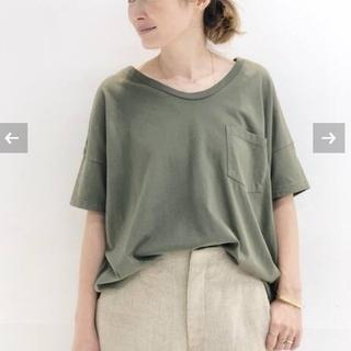 ドゥーズィエムクラス(DEUXIEME CLASSE)の専用 ☆  SKARGORN ポケツキワイドTシャツ(Tシャツ(半袖/袖なし))