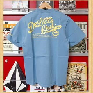 デラックス(DELUXE)のDELUXEWARE デラックスウエア 新品タグ付き Tシャツ S アメカジ(Tシャツ/カットソー(半袖/袖なし))