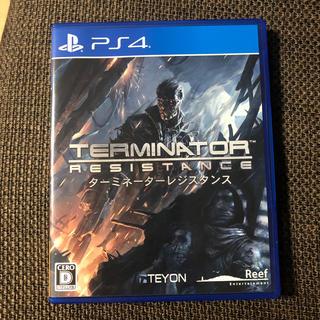 プレイステーション4(PlayStation4)のTERMINATOR: RESISTANCE PS4(家庭用ゲームソフト)