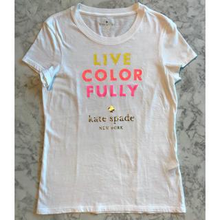ケイトスペードニューヨーク(kate spade new york)のKate spade new york  Tシャツ(Tシャツ(半袖/袖なし))