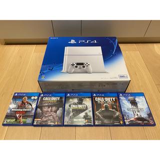 プレイステーション4(PlayStation4)のPS4本体&ソフトSONY PlayStation4 CUH-1200A BO2(家庭用ゲーム機本体)