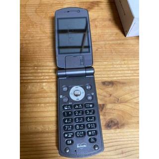 エヌティティドコモ(NTTdocomo)のdocomo P902i(携帯電話本体)