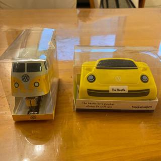 フォルクスワーゲン(Volkswagen)のフォルクスワーゲン文房具セット Volkswagen beetle (ノベルティグッズ)