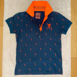 マークアンドロナ(MARK&LONA)のMARK&LONA ポロシャツ レディース Sサイズ(ウエア)