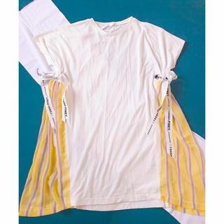 アズノウアズ(AS KNOW AS)のワンピTシャツ(Tシャツ(半袖/袖なし))
