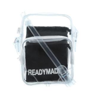 READYMADE SMALLSHOULDER BAG WHITE ホワイト(ボディーバッグ)