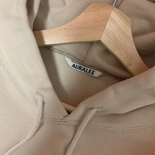コモリ(COMOLI)のauralee  18aw  super soft heavy  parka(パーカー)