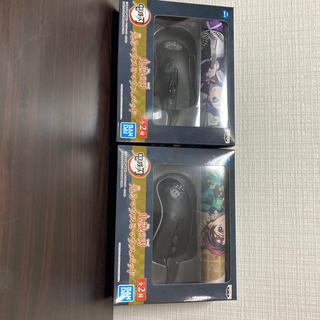 バンダイ(BANDAI)の鬼滅の刃 光るマウスとマウスパッド(PC周辺機器)