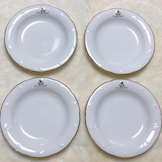 プライベートレーベル(PRIVATE LABEL)のprivate label 平皿 4枚セット(食器)