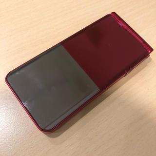 フジツウ(富士通)のdocomo  F-03L(携帯電話本体)