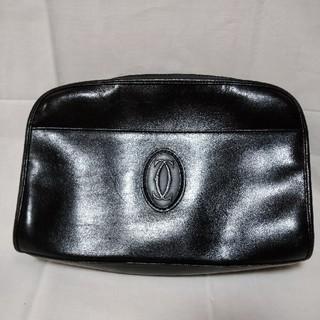 カルティエ(Cartier)のカルティエ セカンドバッグ(セカンドバッグ/クラッチバッグ)